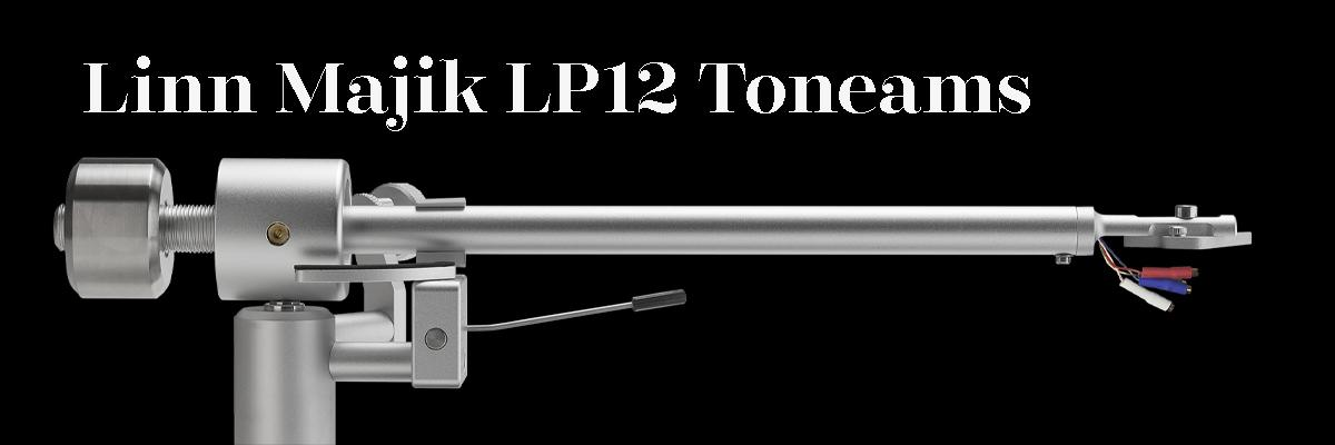 Linn Majik LP12 Tonearms