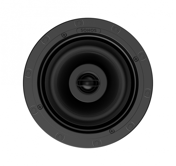SONOS In-Ceiling Speaker front view